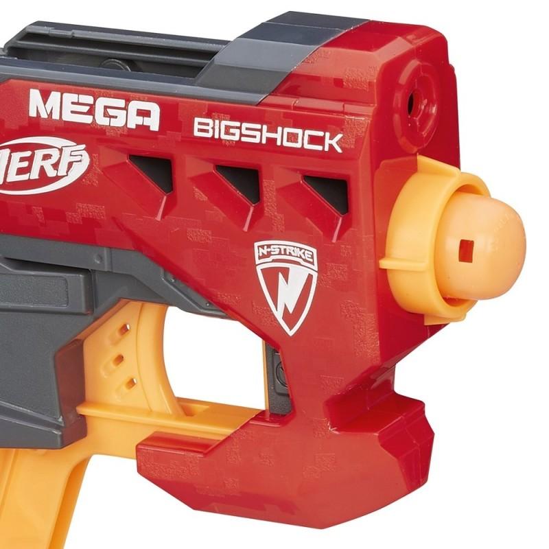 Nerf - N-Strike Mega Pistolul