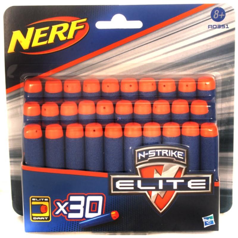 Nerf - N-Strike Elite Set rezerva munitie - 30 bucati