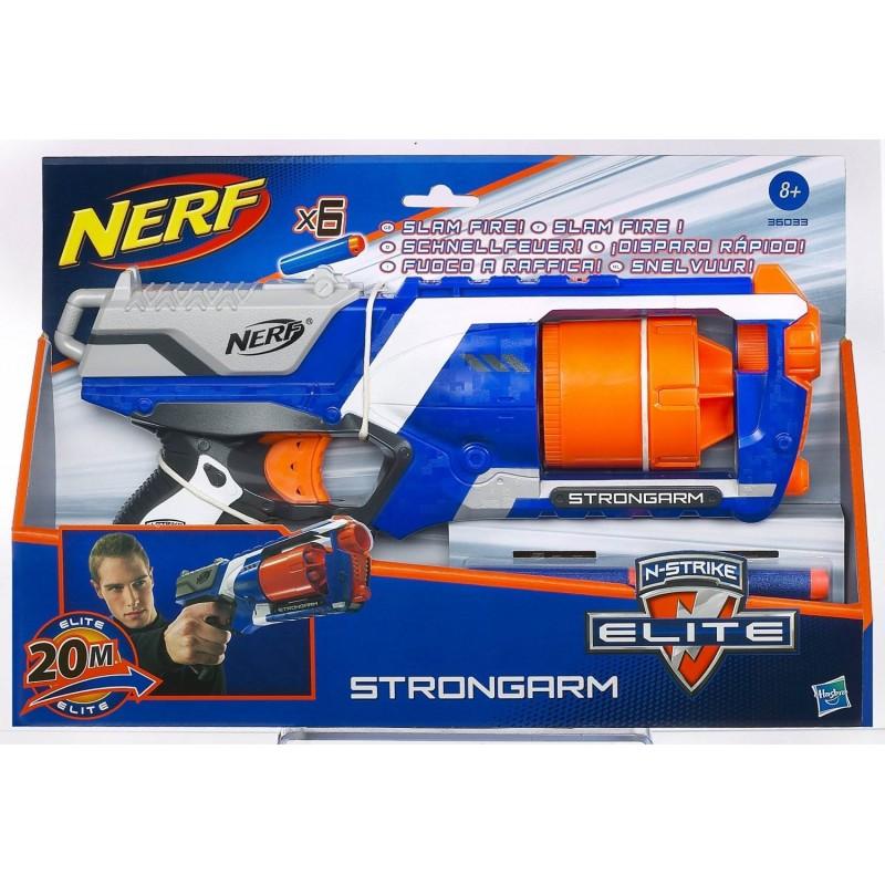 Nerf - N-Strike Elite Strongarm