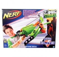 Nerf - N-Strike Elite Zombie Strike Arma cu arc