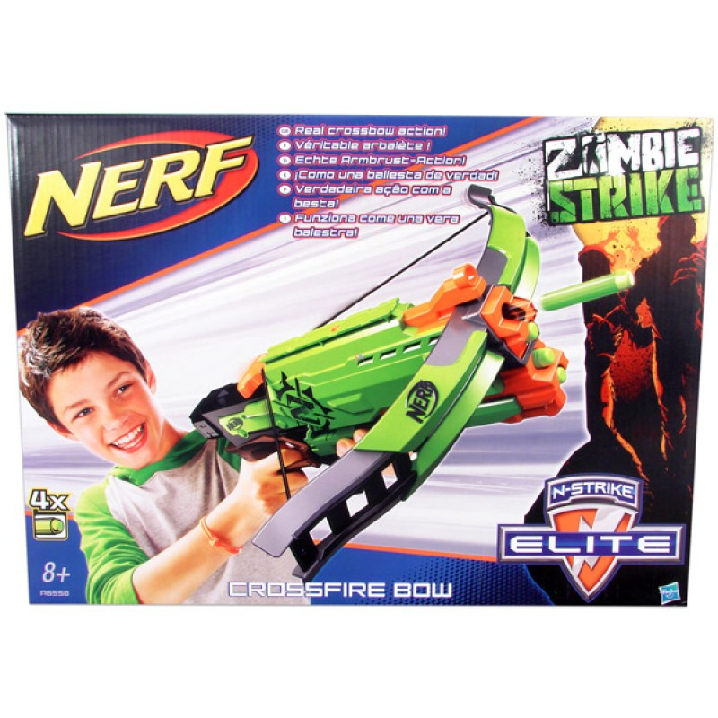 Nerf - N-Strike Elite Zombie Strike Arma cu arc