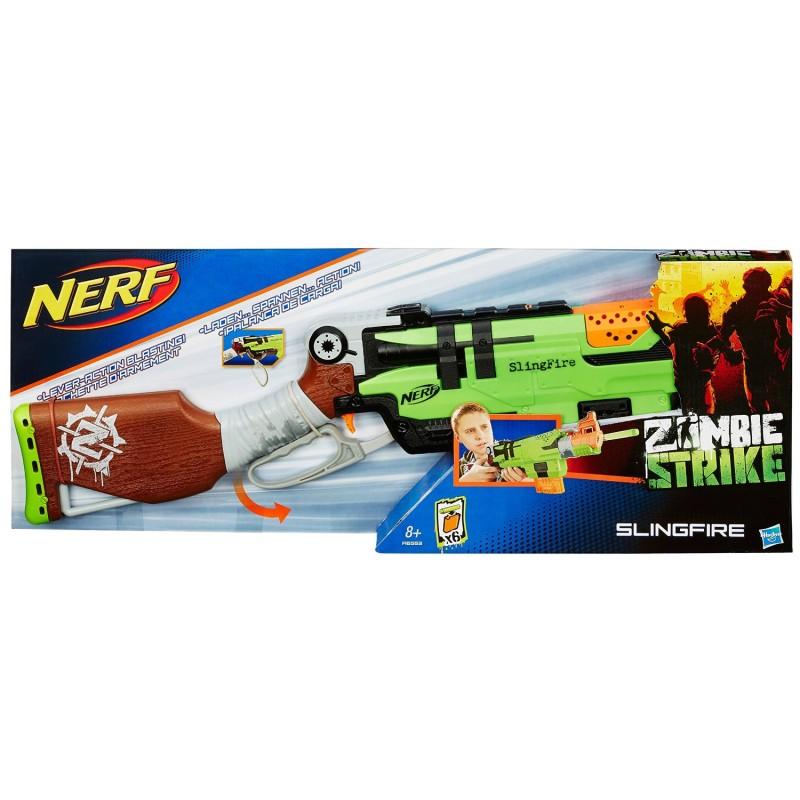 Nerf - N-Strike Zombie Strike Slingfire