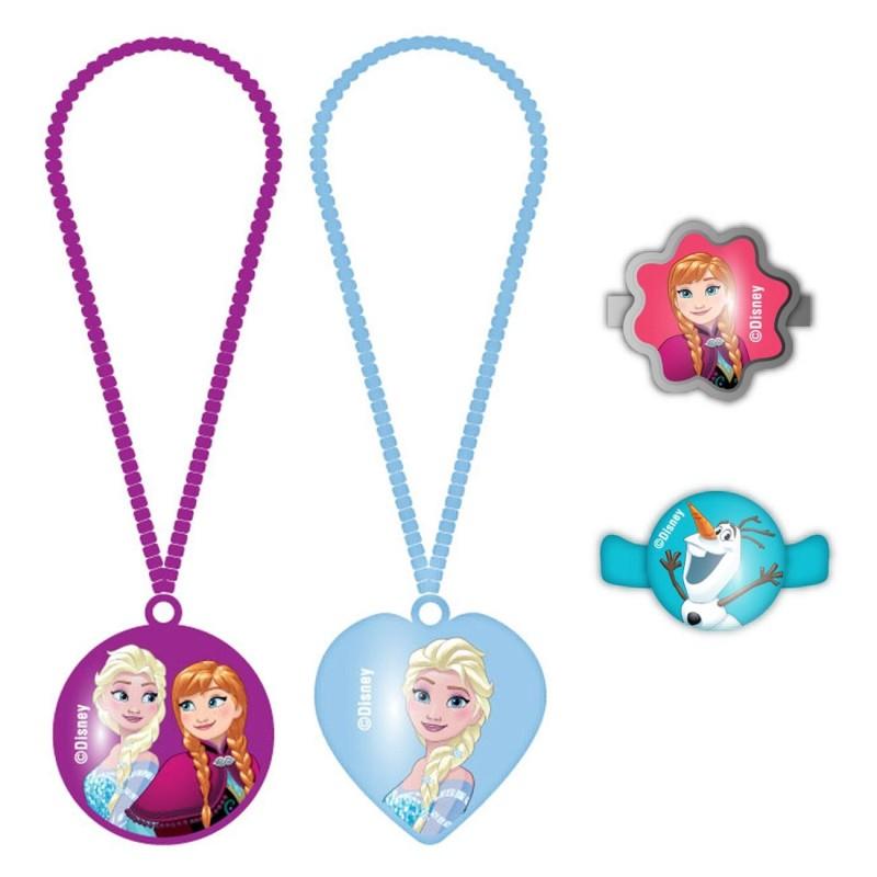 Ou surpriza cu accesorii fashion Frozen Disney