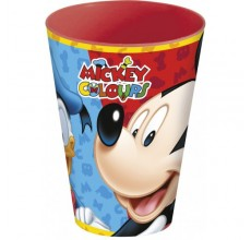 Pahar Mickey Mouse Disney din plastic