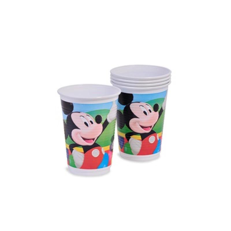 Pahare pentru petrecere Mickey Mouse Disney