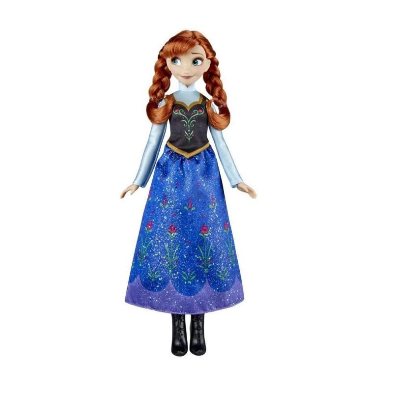 Papusa Anna Frozen Disney stralucitoare