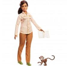 Papusa Barbie (NATIONAL GEOGRAPHIC) - Expert in conservarea naturii salbatice