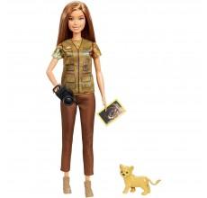 Papusa Barbie (NATIONAL GEOGRAPHIC) - Fotograf de natura salbatica