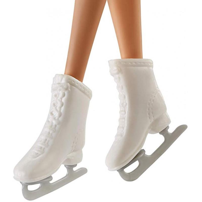 Papusa Barbie - patinatoare