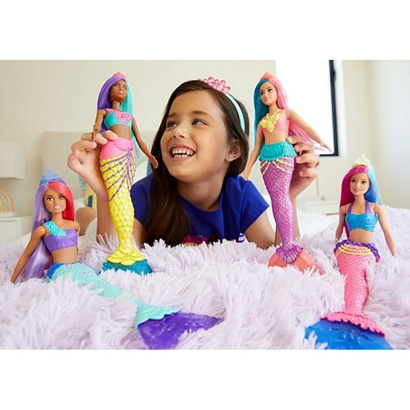Papusa Barbie - Sirena Dreamtopia