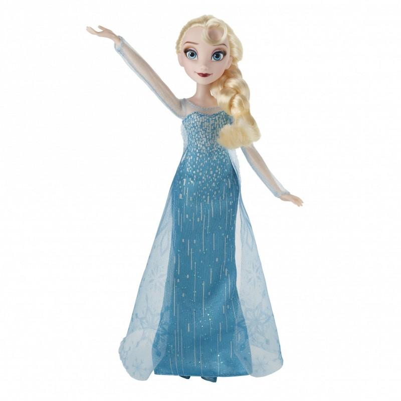 Papusa Elsa Frozen Disney stralucitoare