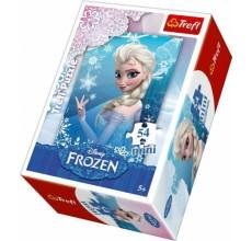 Puzzle Frozen Disney 54 piese