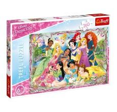 Puzzle Princess Disney 260 piese