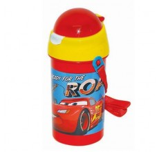 Recipient apa Cars Disney cu pai 500 ml