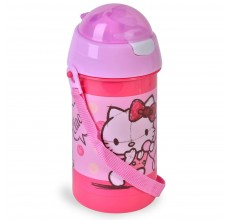 Recipient apa Hello Kitty cu pai 500 ml