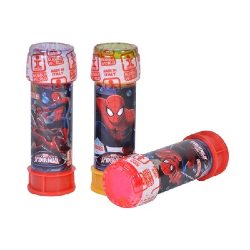 Recipient baloane de sapun Spiderman
