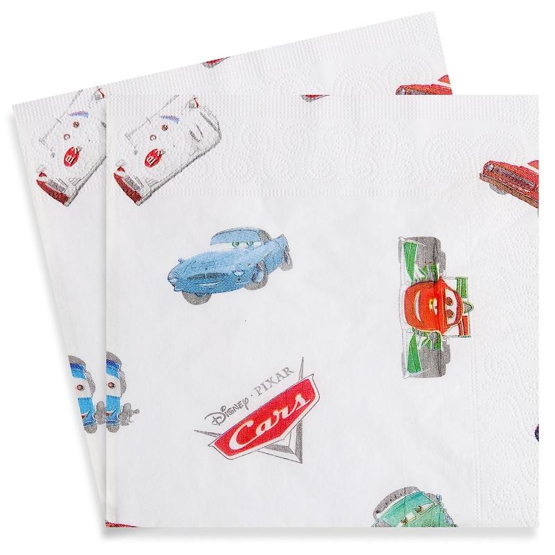 Servetele din hartie Cars Disney
