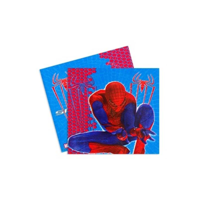 Servetele din hartie Spiderman