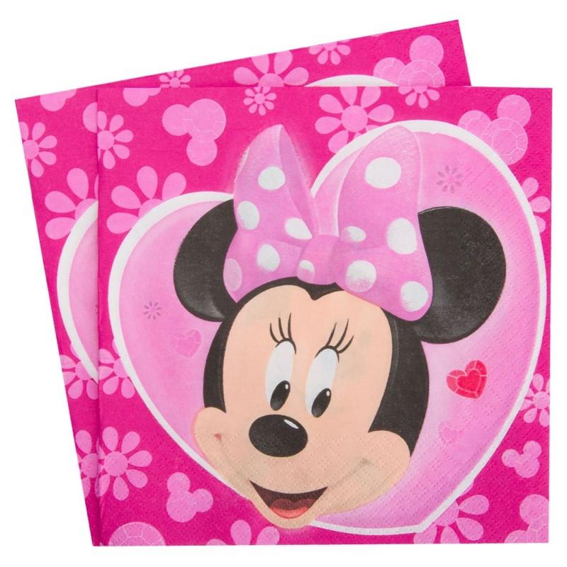 Servetele din hartie Minnie Mouse Disney