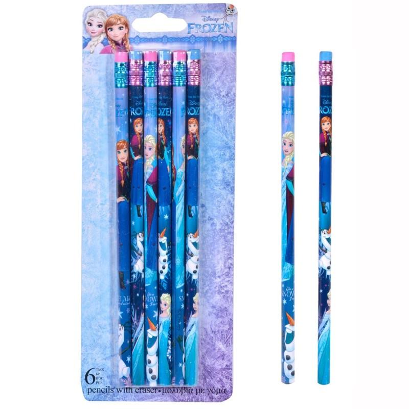 Set 6 creioane Frozen Disney