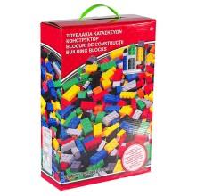 Set de construit 800 piese (compatibil LEGO)
