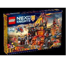LEGO NEXO KNIGHTS - Adapostul malefic al lui Jestro