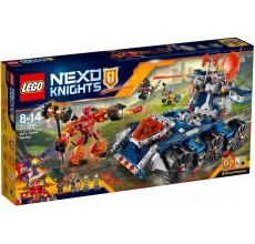 LEGO NEXO KNIGHTS - Transportorul lui Axl