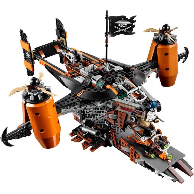 LEGO NINJAGO - Nava Misfortune's Keep