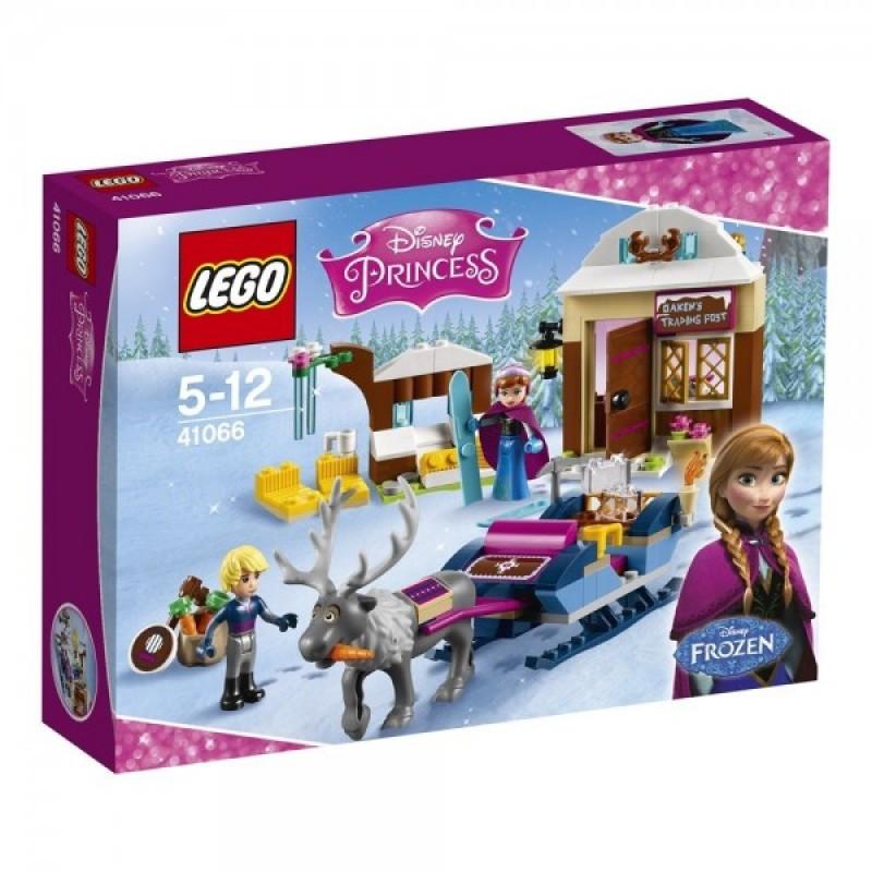 LEGO PRINCESS DISNEY - Aventurile pe sanie ale lui Anna si Kristoff