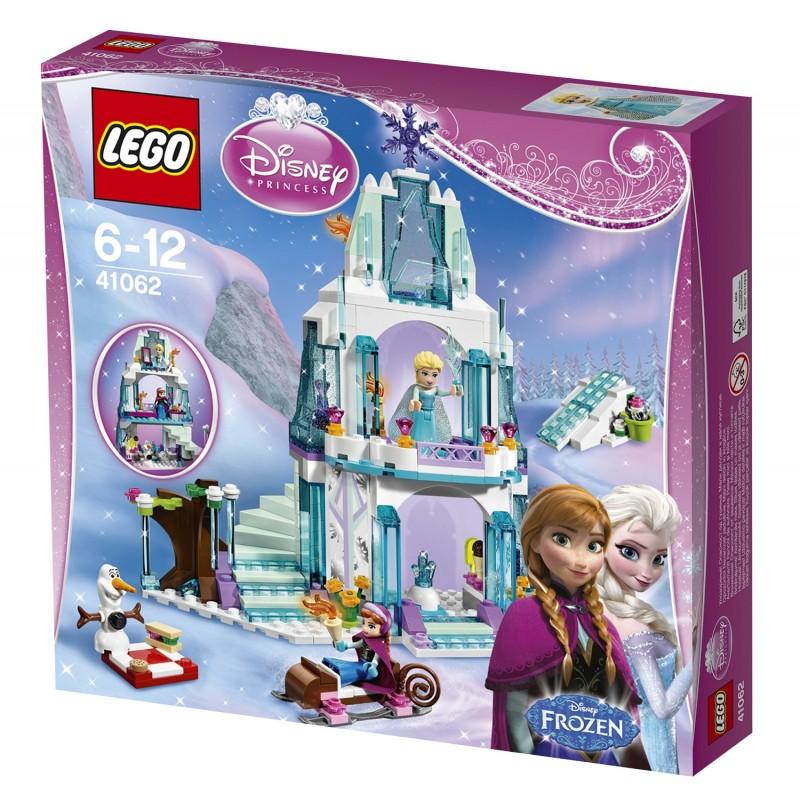 LEGO PRINCESS DISNEY - Castelul stralucitor de gheata al Elsei