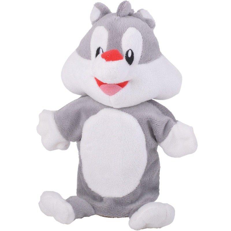 Marioneta de plus Baby Sylvester