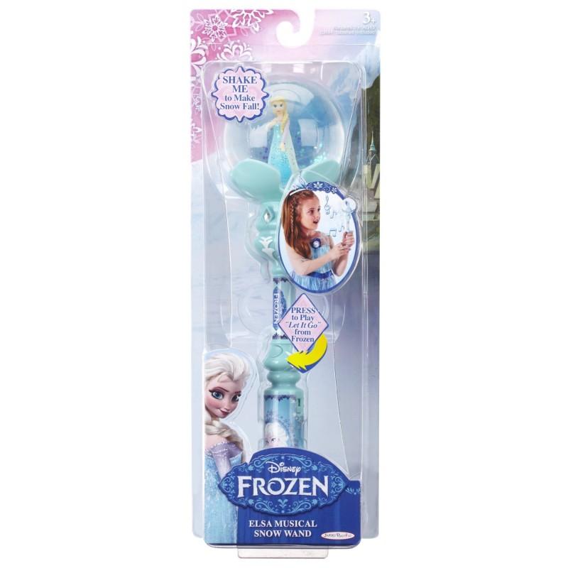 Bagheta Elsa Frozen muzicala Disney