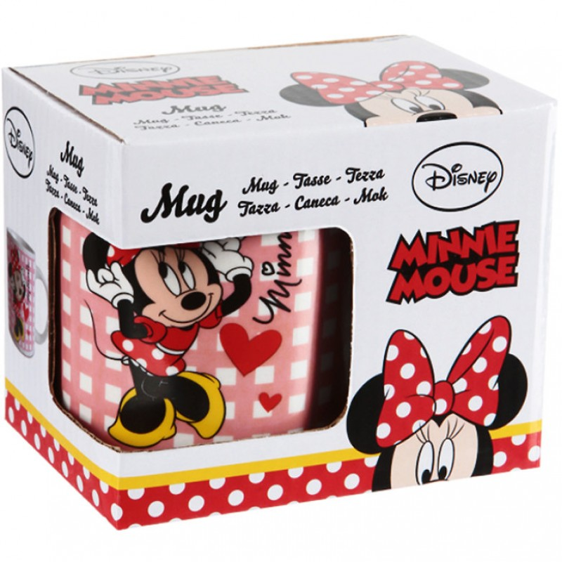 Cana ceramica Minnie Mouse Disney