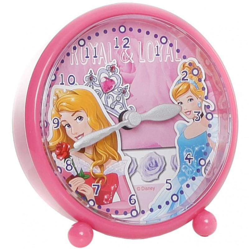 Ceas cu alarma Princess Disney