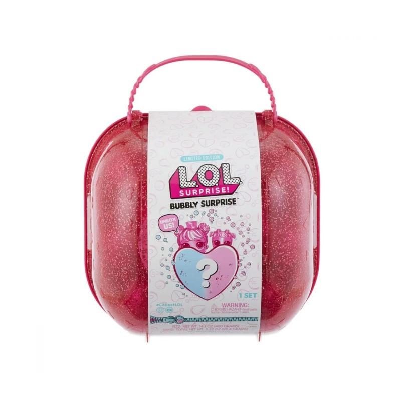 Papusa LOL Surprise Bubbly Surprise, set - Pink