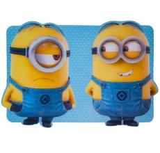 Placemats 3D din plastic Minions Disney
