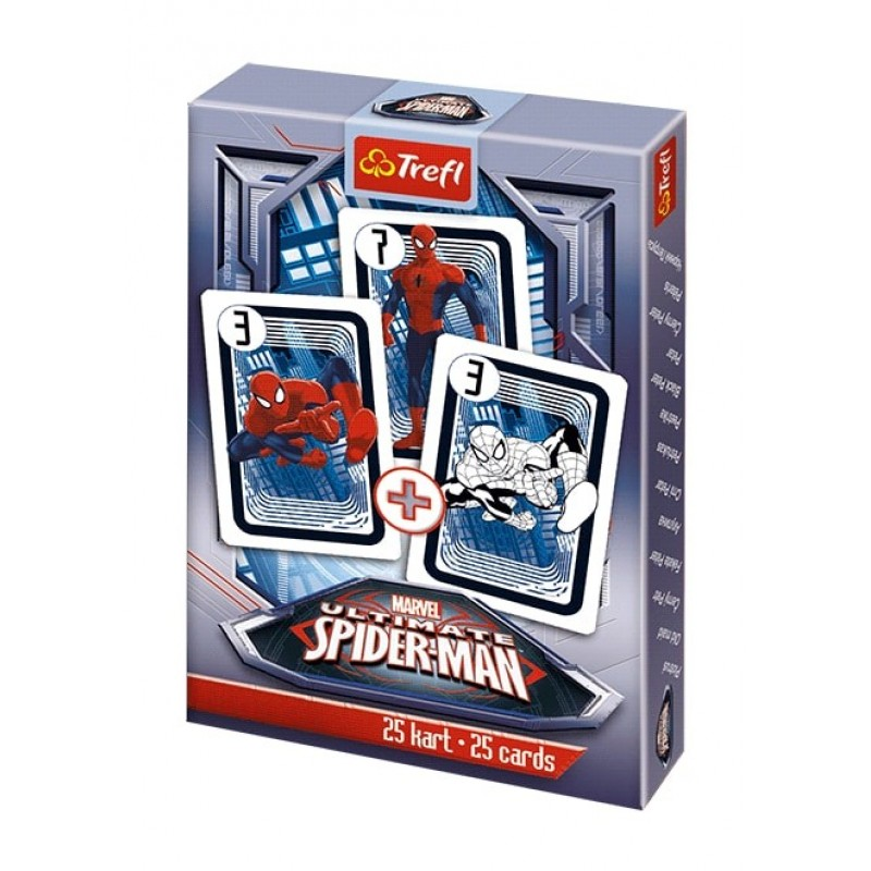 Carti de joc Pacalici Spiderman