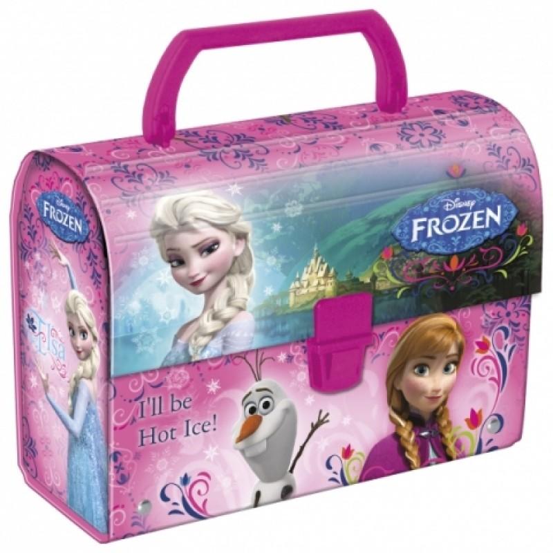 Geanta de pranz cu maner Frozen Disney