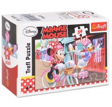 Puzzle Minnie Mouse Disney 54 piese