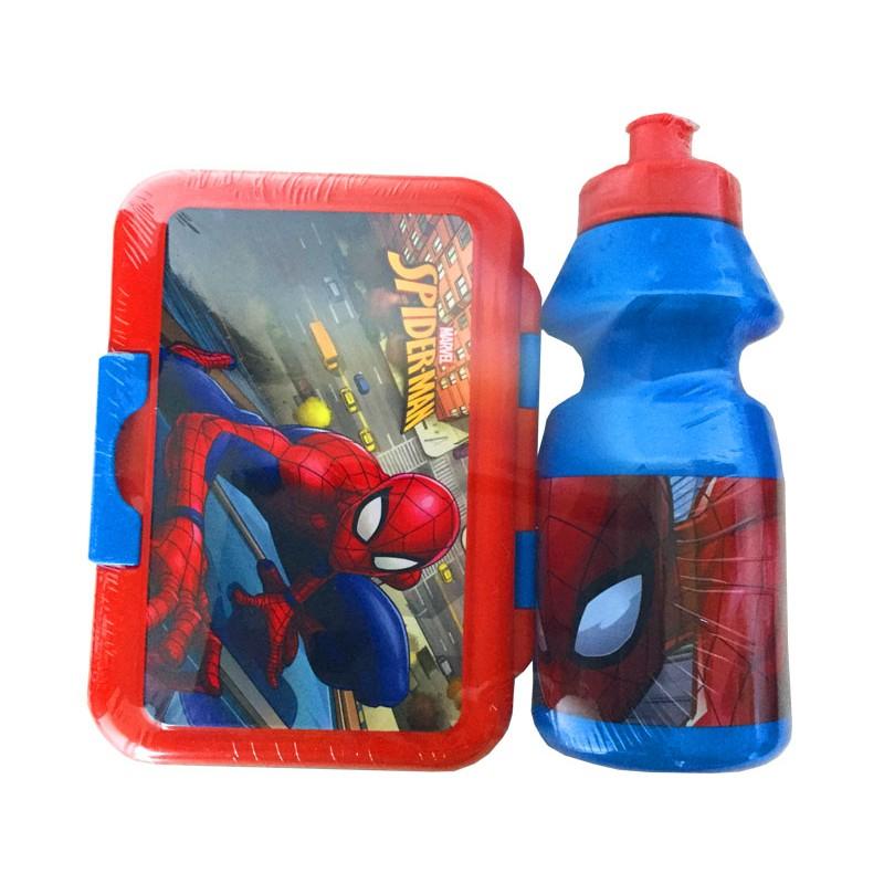 Ghiozdan echipat pentru scoala Spiderman