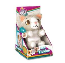 Jucarie interactiva - Tickles: Ei se gadila - Pisica birm