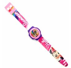 Ceas de mana digital Minnie Mouse Disney