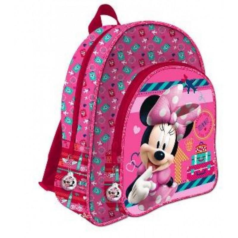 Ghiozdan tip rucsac scoala Minnie Mouse Disney