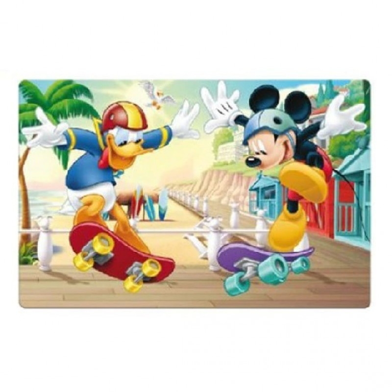Placemats 3D din plastic Mickey Mouse Disney