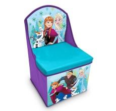 Scaun si cutie pentru depozitare Frozen Disney