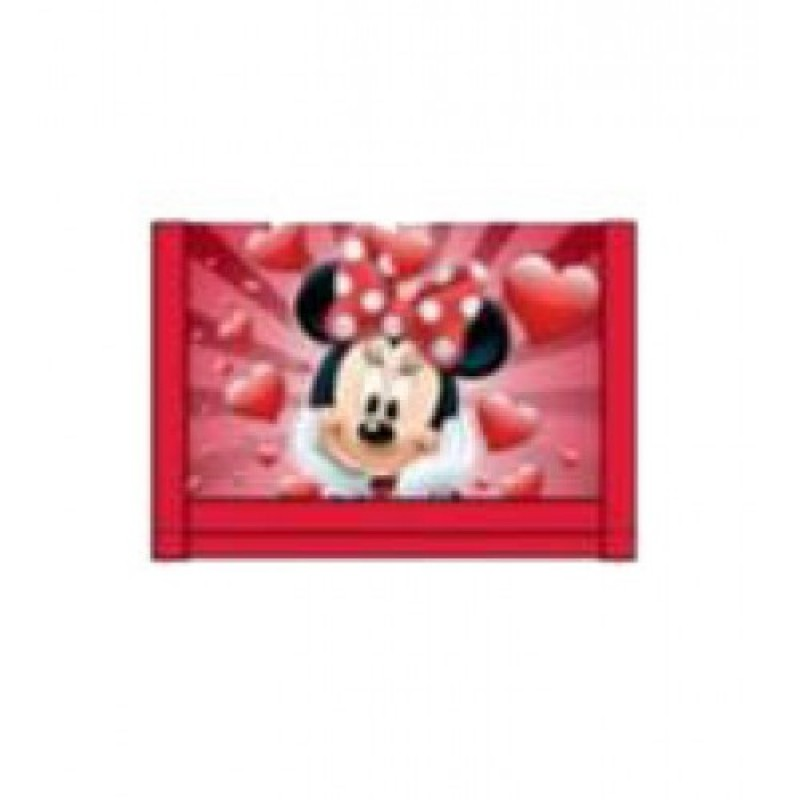 Set gentuta de umar si portofel  Minnie Mouse Disney
