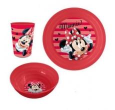 Set mic dejun Minnie Mouse Disney