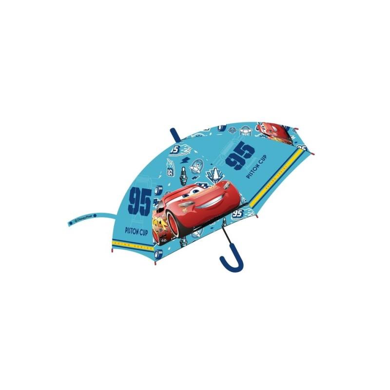 Umbrela automata Cars Disney