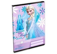 Caiet Frozen Disney A5 matematica