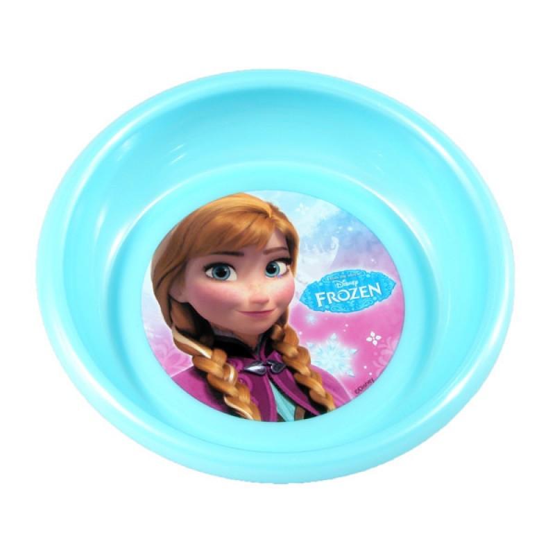 Farfurie adanca Frozen Disney din plastic